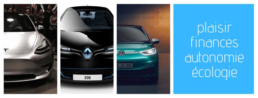 5,5 raisons de choisir une voiture électrique